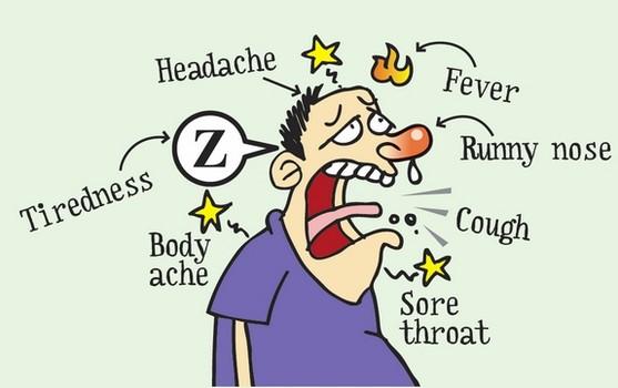 Royalty-Free (RF) Clip Art Illustration of a Cartoon ... |Flu Bug Cartoons
