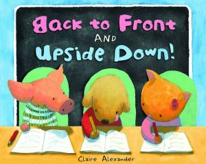 Back to Front and Upside Down Cover