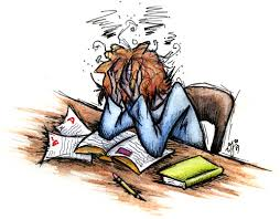 stress at the desk