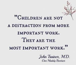 children most important