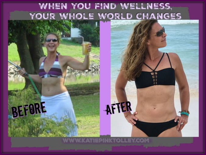 find wellness...whole world changes