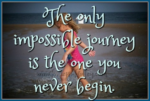 only impossible journey